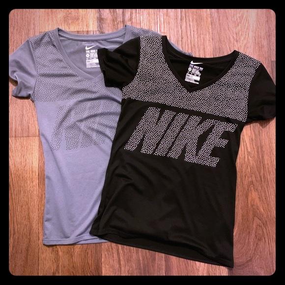 Nike Tops - Bundle of 2 Nike shirts